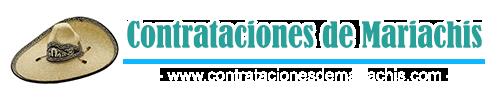 logo contrataciones de mariachis en cdmx